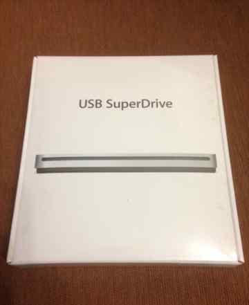 Apple USB SuperDrive в отличном состоянии