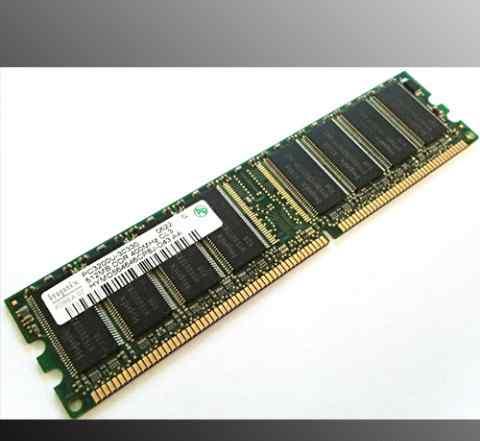Оперативная память 512 Mb