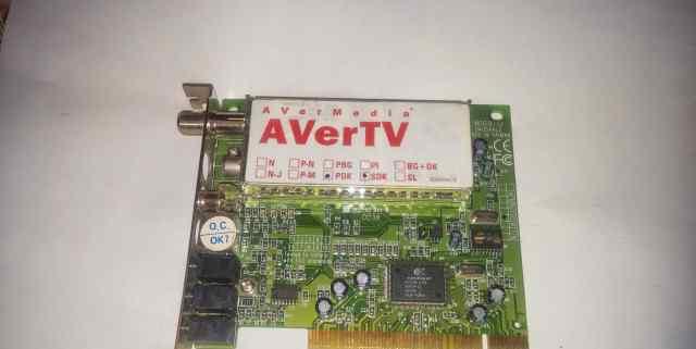 AverTV Studio 203 M168U