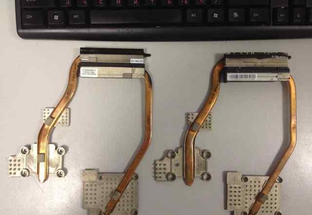 Радиатор, трубки охлаждения Acer 5520g ноутбука
