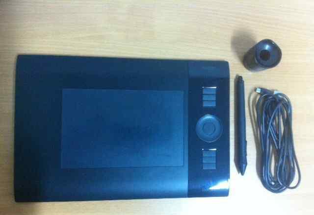 Wacom Intuos4 S (A6) - графический планшет
