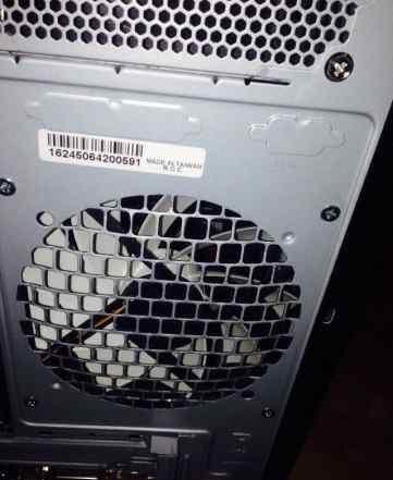Мощный компьютер для игр (танки) и работы (4 ядра)