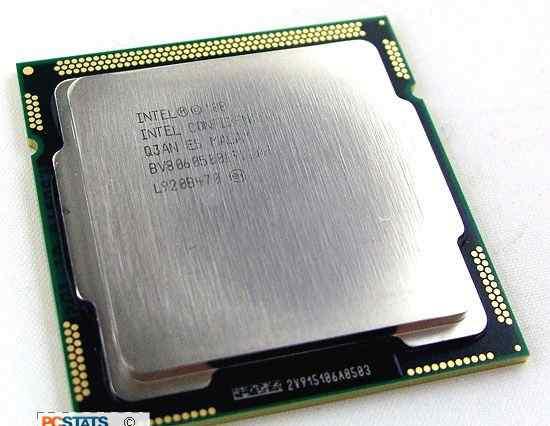 Intel Core i5-750 Processor Socket 1156