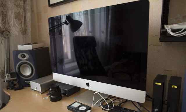 iMac 27 (MD096LL/A - конец 2012) - Customized