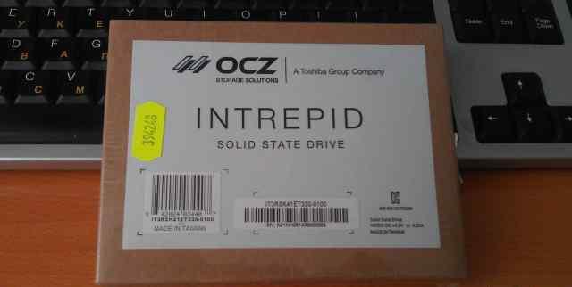 Сверхнадженый SSD OCZ Interpid 3800 100 Гб