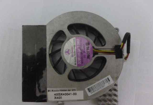 Кулер bp501005h для Fujitsu-Siemens