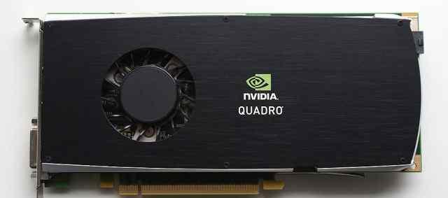 Комплект из 2 видеокарт Nvidia Quadro FX 3800