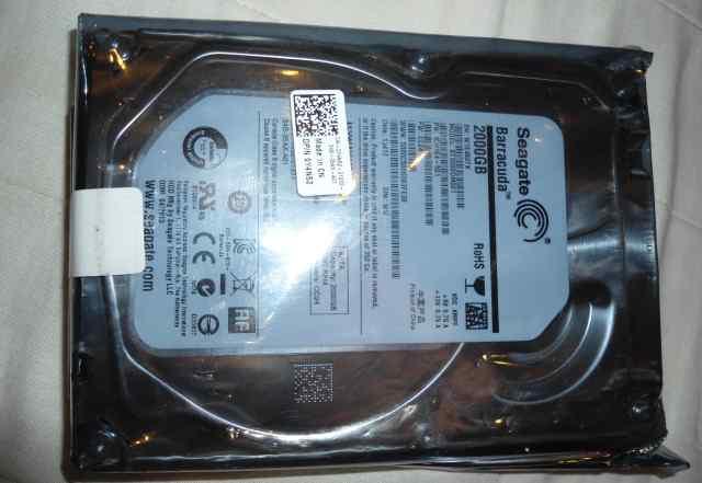 Жесткий диск Seagate ST2000DM001 2Tb новый
