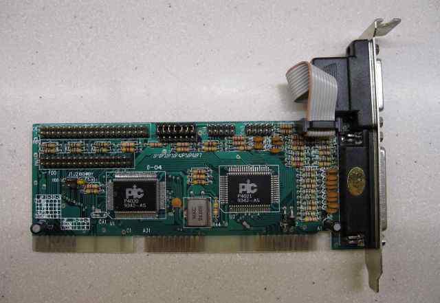 Мультиконтроллер ISA