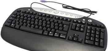 Logitech Office Pro Keyboard Y-SAB59 Black