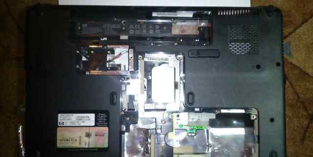Корпус для ноутбука HP Compaq presario CQ61-110ER