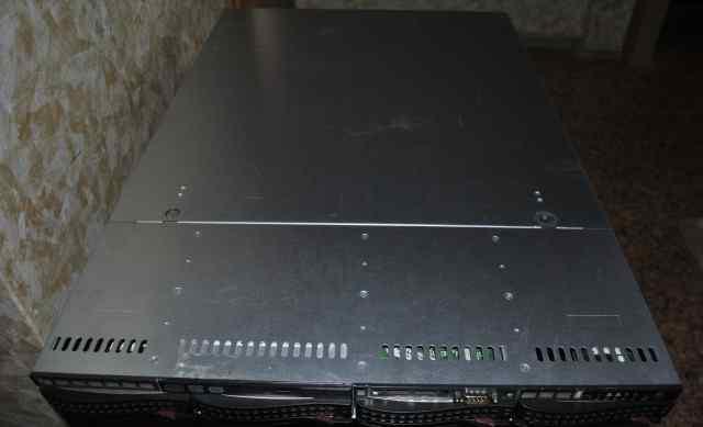Сервер depo Storm Rack