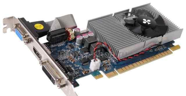 Видеокарта GT 625 2GB DDR3