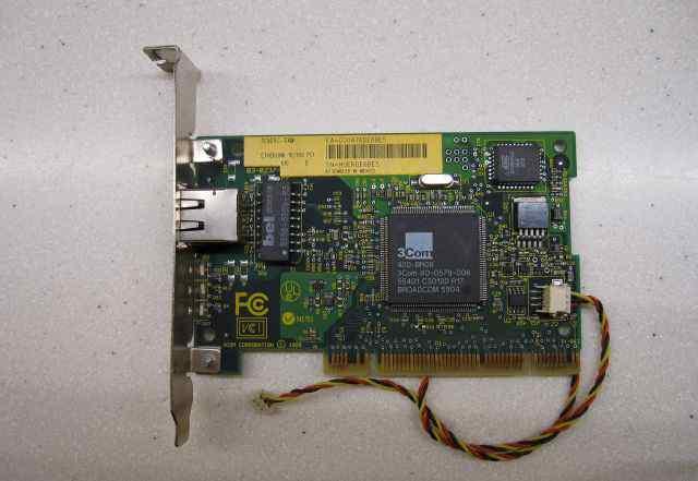PCI 3COM EtherLink XL