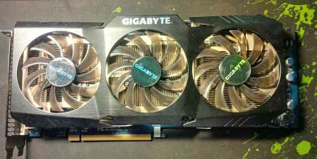 Gigabyte GTX 470