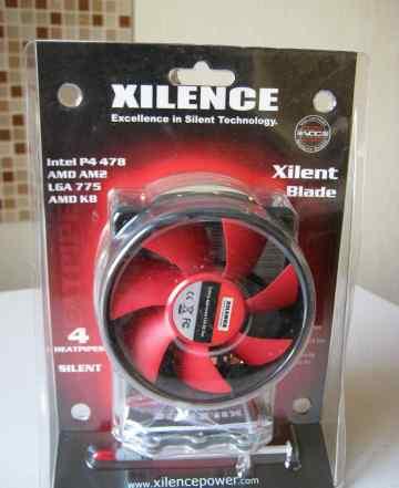Кулер Xilence COO-xpcpu.4ALL