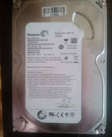 Жесткий диск Seagate Barracuda 7200.12 320gb