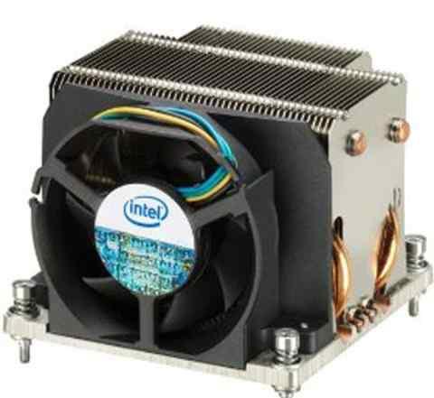 Кулер Intel STS100C Новые кулеры