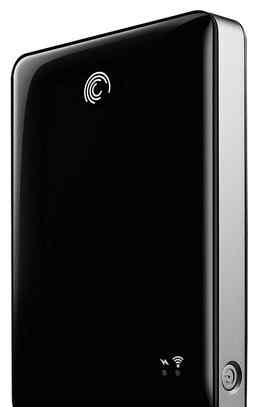 Seagate GoFlex Satellite Mobile Wireless Storage