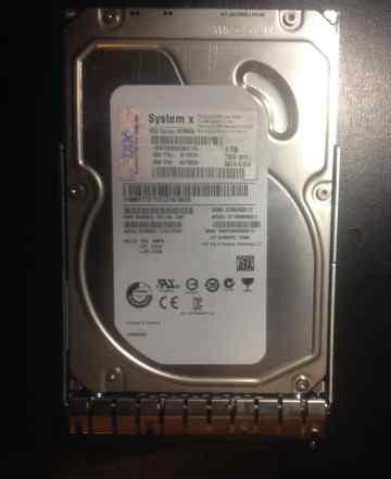 Жесткий диск IBM 90Y8826 Express 1TB 7.2K 6Gbps NL