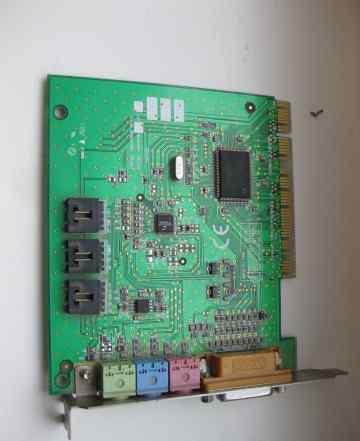 Звуковая карта Creative PCI 5200