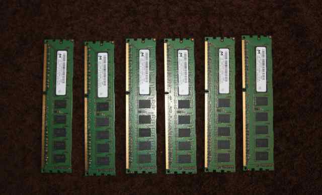 Серверная память Micron, CCY, MT9JSF12872AZ-1G1F1