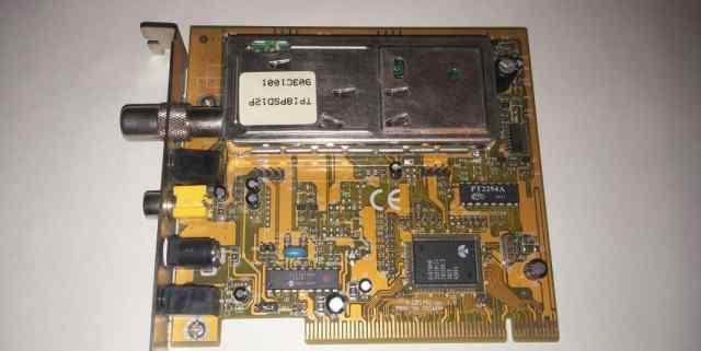 Тв Тюнер Tekram M205PK Pro PCI