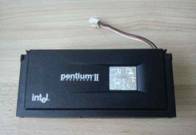 Intel Pentium II 350