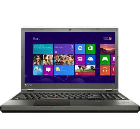 Ноутбуки Lenovo ThinkPad t540p 2015 г. в. новые