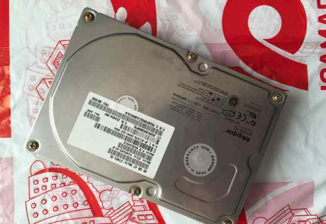 HDD IDE 40GB Maxtor