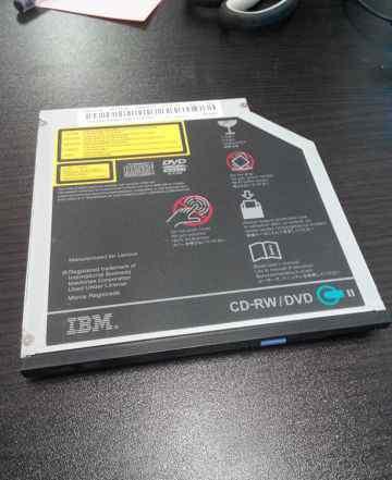 Cd-rw dvd привод для ibm t42 t43