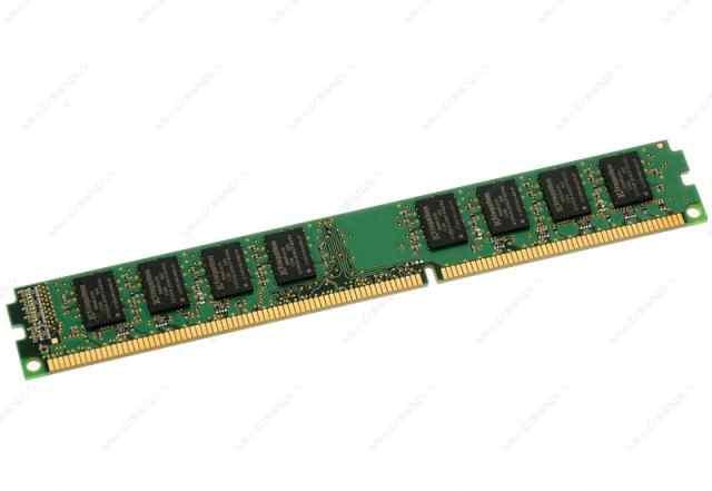 Оперативная память Kingston DDR3 4г скор. 1333гц