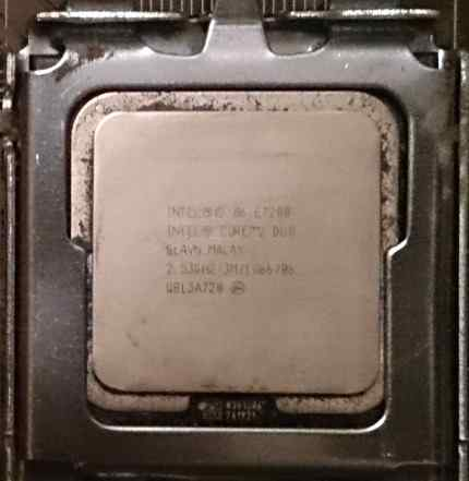Intel Core 2 Duo E7200 Wolfdale