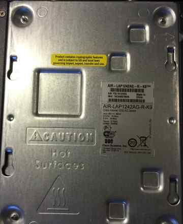 Точка доступа cisco air-lap1242ag-r-k9