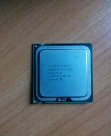 Intel pentium dual core E2140 (LGA775)