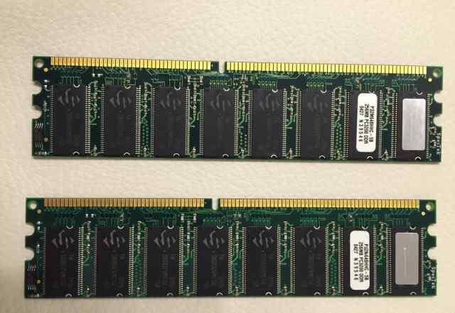 Модули оперативной памяти PC3200 DDR 512MB