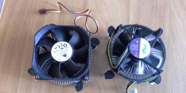 Кулер процессора LGA775 Intel, GlacialTech