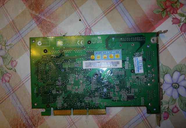 Видеокарта g2mx pro