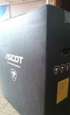 Компьютерный корпус Ascot 6ZRX-B новый