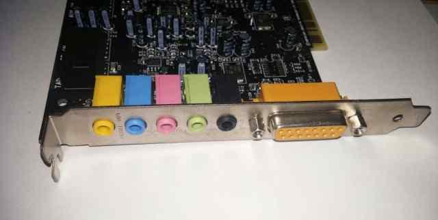 Звуковая карта Creative Live CT4830 PCI