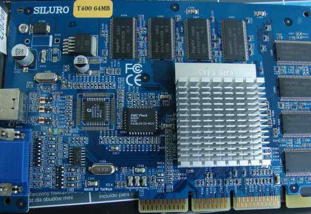 Siluro T400 64MB