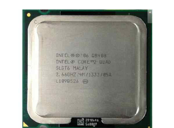 Intel Core2 Quad Processor Q8400 LGA 775