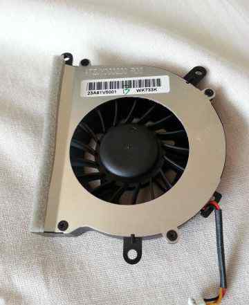 Кулер для ноутбука DFB552005M30T atzjy000200 R00