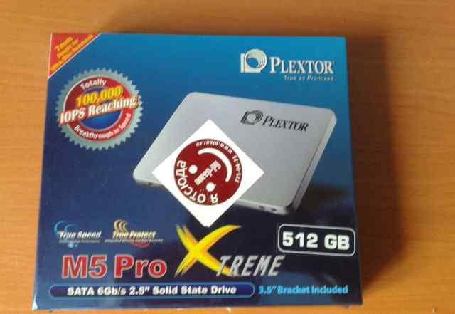 SSD Plextor PX-512M5PRO