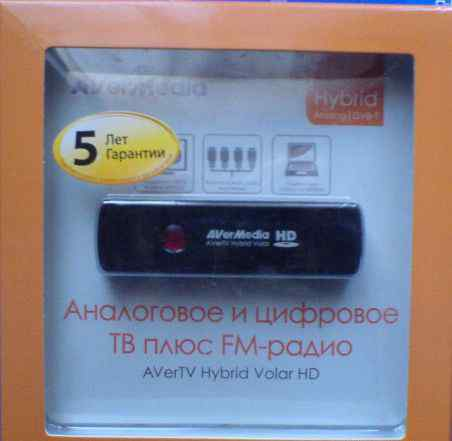 AverMedia avertv Hybrid Volar HD H830 USB DVB-T