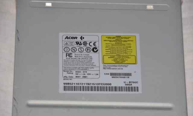 CD-ROM Acer