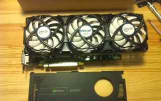 Quadro 4000, 2048мб, DDR5, PNY VCQ4000-PB