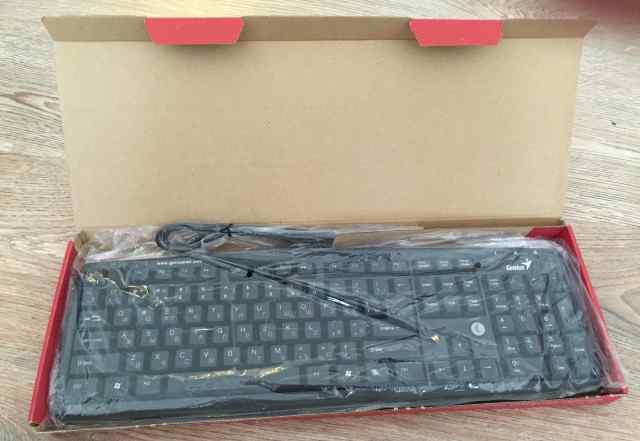 Новая клавиатура Genius KB-06XE Black PS/2