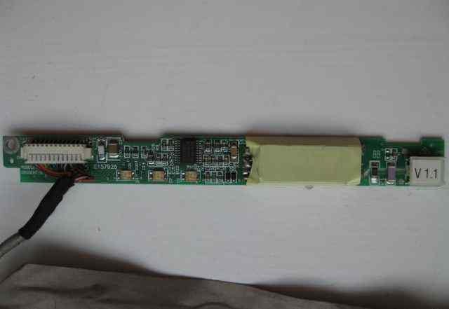 шлейф и инвертор матрицы ноутбука Rover