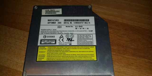 Panasonic / Matsushita UJ-840 DVD Rom